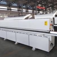 China High Precision Edge Banding Machine , High Efficiency Wood Automatic Edging Machine wholesale