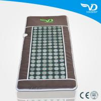 China Portable Infrared Jade Stone Heating Massage Mattress wholesale