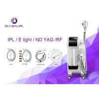 China Wrinkle Removal Skin Tightening Pigment Therapy RF Elight IPL Laser Beauty Equipment US002 wholesale