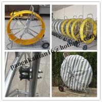 China Fiberglass duct rodder,Tracing Duct Rods,frp duct rod,Fiberglass Fish Tapes,Cable tiger wholesale