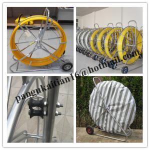 China 4mm-16mm diameter fiberglass duct rodder,quality duct rodder wholesale