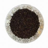 Buy cheap Black Op Tea, Made of Middle Quality Large Leaf Tea, with Even Shape and Brisk from wholesalers