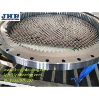 RKS.162.20.1904 Slewing bearing with gear 1729x2012x68 mm Crossed Roller Bearing