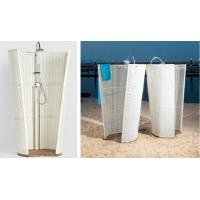 China Outdoor furniture outdoor rattan shower cubic -16023 wholesale