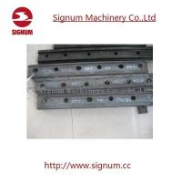 China Fish Plate/Joint Bar For Uic60, Railway Fastener Made In China wholesale