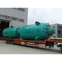 China Anti - corrosion glass lined vessel reactors / glass lined enamel reactor wholesale