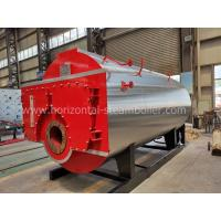 China Low Pressure Diesel Oil Fired Hot Water Boiler Fully Automatic Operation wholesale