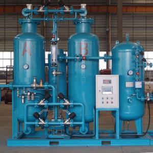 China Psa Nitrogen Gas Plant / Oxygen Plant 70% - 93% Purity ISO , CE Certification wholesale