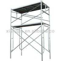China Adto HDG Steel Frame Scaffold System for Working Platform wholesale