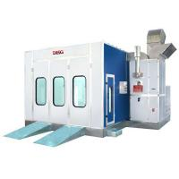 China Electric Car Spray Booth , 220V Large Vehicle Spray Painting Booths wholesale
