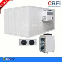 China Automatic Commercial Blast Freezer / Blast Freezing Equipment 120mm Thickness Panel wholesale