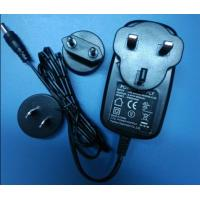 China Control System AC To DC Power Adapter With Detached AC Input Plugs wholesale