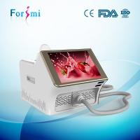 China fast and effective Germany TEC 808nm Diode Laser Hair Removal Beauty Machine wholesale