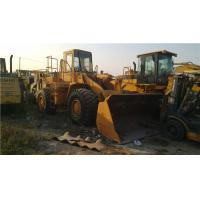 China used CAT wheel loader wholesale