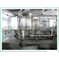 China Tin Can /Aluminiun Can Fresh Maize Juice Filling Capping Machine wholesale