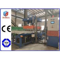 China Customized Rubber Press Machine Column Type 120T Pressure 1200 X 1200mm Hot Plate Size wholesale
