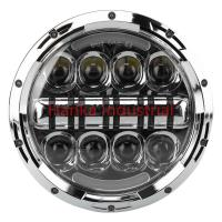 China Auto Body Parts 80 Watt LED Driving Lights Ip68 7 Inch Cree Driving Lights wholesale