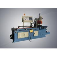China Full Automatic Pipe Cutting Machine Stable Performance With Servo Feeding wholesale