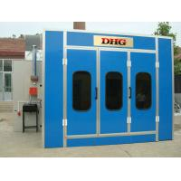 China Outdoor Down Draft Car Spray Booth , Industrial Spray Painting Booths wholesale