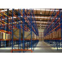 Dexion Warehouse heavy duty storage steel selective pallet rack