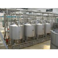 China 20T/H Concentrated Juice Machine For Three Effect Evaporator wholesale
