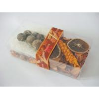 China Orange Chinese Incense Seed Fragrance Potpourri Bags For Holiday Gift wholesale