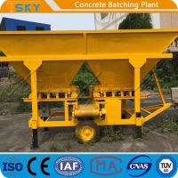 China PLD1600 Concrete Aggregate Cement Gravel Sand Weighing Batching Machine wholesale