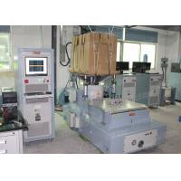 China Electrodynamic Lab Vibration Testing Table For Auto Spares Shake Testing on sale