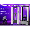 China High Grade Tension Testing Machine Ultimate Tensile Auto Stop At Break wholesale