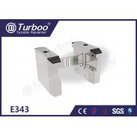China Intelligent Pubic Pedestrian Gate Access Control For Retail Crowd Control wholesale