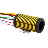 China OEM Machinery Slip Ring Electric Motor 15 Circuits 240VAC Voltage 300rpm Working Speed wholesale