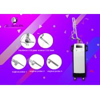 China Harmless Acne Scar Removal CO2 Fractional Laser Machine System , Air Cooling wholesale