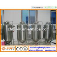 Buy cheap 200l beer fermenters for sale bar Factory supply beer making machine beer from wholesalers