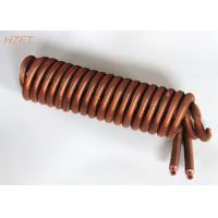 Buy cheap Integral Copper / Cupronickel Condenser Coils as Heat Exchanger in Automotive from wholesalers