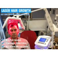 China Microcurrent Probe Hair Growth Laser Comb , Low Level Laser Hair Therapy wholesale
