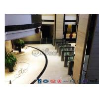 Quality Pedenstian Entry Speed Gate Turnstile Gate Visit Management System For Bank With CE approved for sale