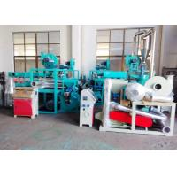 China 45KW Wood Pulverizer Machine 3700rpm Voltage Protection Double Shafts wholesale