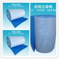 China Industry Air Conditioner Pre Filter Media 5μm Low Initial Resistance wholesale