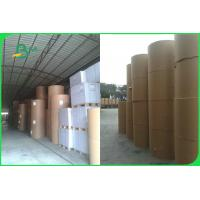 China Pure Wood Pulp Glossy Couche Paper Coated 135gsm To 300gsm For Magazines wholesale