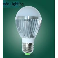 Quality 3W new design 2700K 4500K 6500K led aluminum bulb home lighting for sale