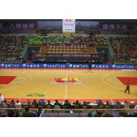 China Lightweight Inside Giant Led Stadium Display High Definition 4mm Pixel Pitch wholesale