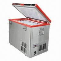 Buy cheap Food transportation car refrigerator, 80L/2.83cuft capacity from wholesalers