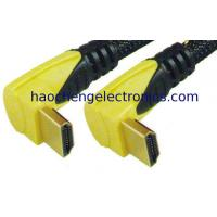 China Standard 1.4 Color HDMI Cable 1080i 720p Video Resolution on sale