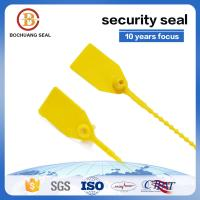 China Plastic container security seal BC-P502 air tight seal plastic bag Containers, Trucks, Tanks, Doors Postal services on sale