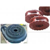 China Iron Casting Sand Suction Pump , Sand Transfer Pump OEM / ODM Acceptable wholesale