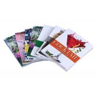 China Perfect Paper Bound Books Printing A5 Novel Softcover Book Printing Service wholesale