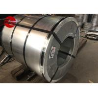China Small Spangle Galvanised Steel Strip / DX51D Z275 Galvanized Steel Sheet Roll wholesale