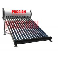 China Balcony Wall Mounted Solar Water Heater , Solar Collector Water Heater 150 Liter on sale