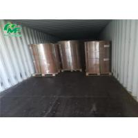 China Anti Curl Thermal Paper Jumbo Rolls Mechanical Pulping Type 2 Rolls Per Pallet wholesale