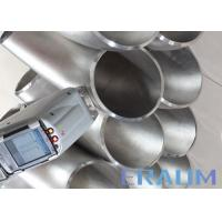 Buy cheap ASTM B366 Nickel Alloy Steel Alloy Alloy 45 Degree Elbow Grind Sand Surface from wholesalers
